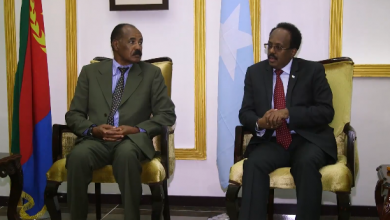Photo of Eritrean President Wraps Up His Visit To Somalia After Talks With Farmajo