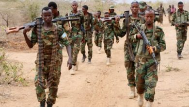Photo of Jubbaland Forces Carry Out Anti-Al Shabab Operation In Afmadow