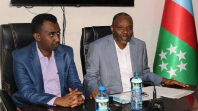 Photo of Southwest State President Holds Talks With Local Authorities In Hudur