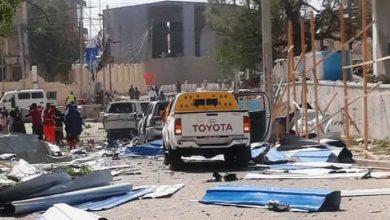 Photo of Death Toll In Mogadishu Blasts Rises To 17