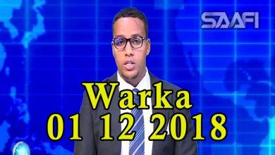 Photo of WARKA 01 12 2018 Madaxweynaha Soomaaliland Muuse Biixi oo jawaab kulul ka bixiyey hadal dhowaan kasoo yeeray madaxweyne Farmaajo