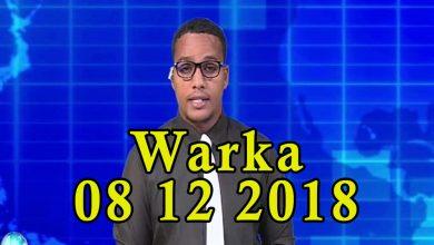 Photo of WARKA 08 12 2018 Gudoomiyaha baarlamaanka Soomaaliya oo sheegay in gudigii maaliyada la kala diray shaqadoodi wadan karaan