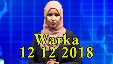Photo of WARKA 12 12 2018 Gudoomiyihii baarlamaanka oo madaxtooyada ka guuray iyo warqad deg deg ah uu soo saaray