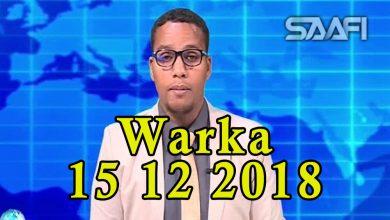 Photo of WARKA 15 12 2018 Xildhibaano ka tirsan baarlamaanka Soomaaliya qeybta taageersan madaxweyne Farmaajo oo kulan ku qabsaday magaalada Muqdisho