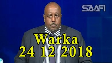 WARKA 24 12 2018 Isamada maamulka Puntland oo warka cad kasoo saaray qaabka ay rabaan in ay u dhacdo doorashada ku soo food leh