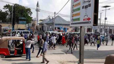 Photo of Mogadishu Residents Rally Against Impeachment Motion Against Farmajo
