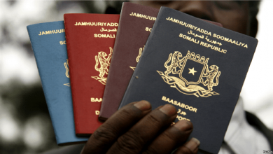 Photo of Somali Government Announced The Resumption Of Passport Issuance