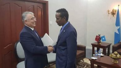 Photo of New Turkish Ambassador To Somalia Presents Credentials To Foreign Minister