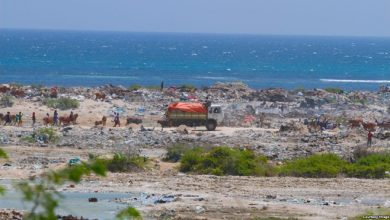 Photo of Mogadishu: White Sand, Blue Waters, Heaping Piles of Trash