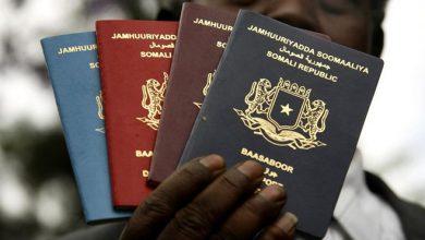 Photo of Eritrea, Somalia have world's least powerful passports
