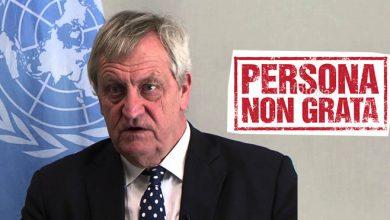 Photo of UN Envoy declared Persona non-grata in Somalia