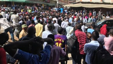 Photo of Muslim community in Eastleigh marches against terrorism