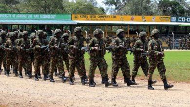 Photo of KDF kills 7 Al-Shabaab fighters in Somalia
