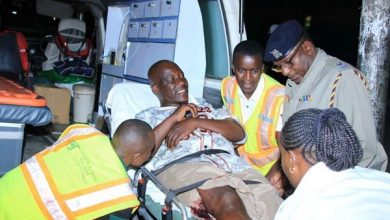Photo of At least two injured in Nairobi explosion