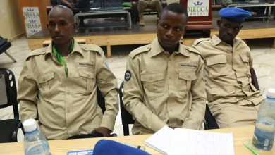 Photo of AU trains security officers to curb conflict-related sexual violence in Somalia