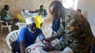 Photo of AU Troops Provide Free Medical Treatment To Needy Residents In Somalia