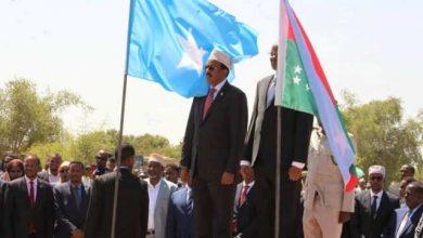 Photo of Somali President Arrives In Baidoa For Regional Leader's Inauguration
