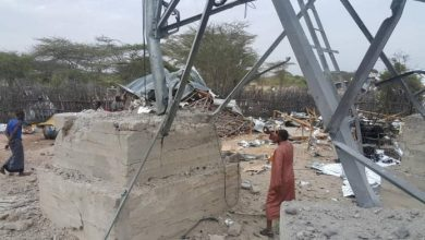 Photo of KDF Destroys Hormuud Telecom Mast On Somali Border