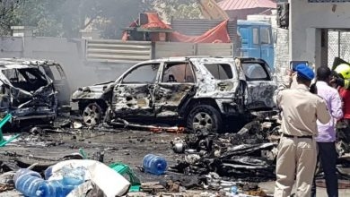 Photo of Two Dead, Five Wounded In Car Bomb Blast In Mogadishu
