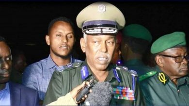 Photo of Somali Police Chief Pays Visit To Baidoa City