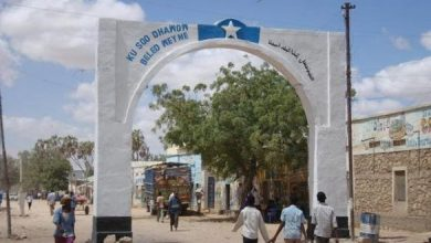 Photo of Somali Forces Carry Out Security Sweep In Beledweyne Town