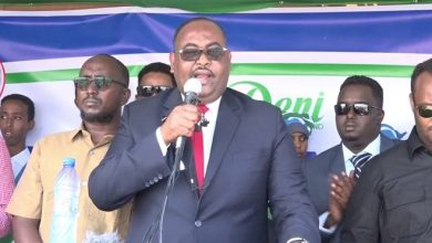 Photo of Puntland President Calls On Leaders To Work The Country's Unity