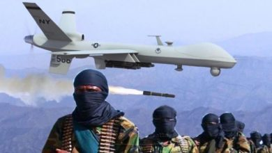 Photo of US Military Says It Kills Six Militants In An Air Strike In Somalia