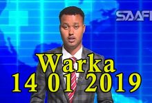 Golaha shacabka oo ansixiyey xeerka sharciga maamulida bangiga dhexe 14 01 2019
