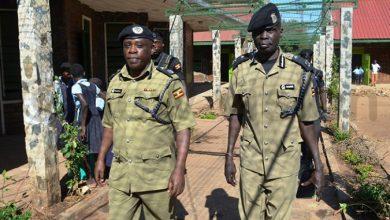 Photo of Ugandan Police Contingent Deployed To Somalia Under AMISOM
