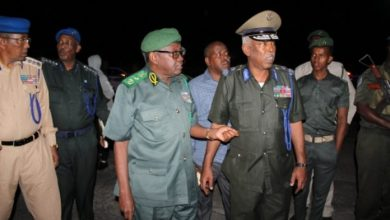 Photo of Newly Trained Police Forces To Join Mission To Stabilize Mogadishu