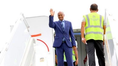 Photo of Deputy PM Leaves For Jordan On Official Visit