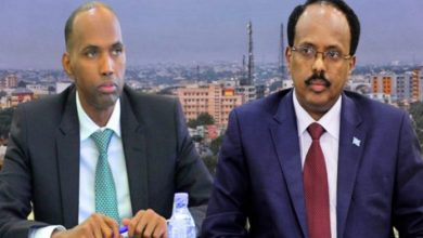 Photo of Somali President And PM Condole Demise Of Two Lawmakers