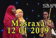 MASRAXA FURAN 11 01 2019 Majaajilo qosol iyo dhalinyaro codkooda iyo heesahooda tijaabinaya