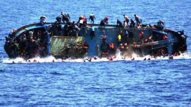 Photo of 5 Dead, 130 Missing As Two Migrant Boats Sink Off Djibouti
