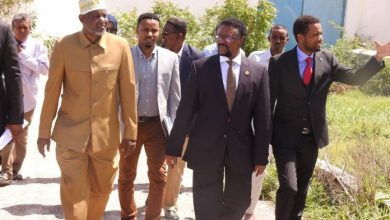 Photo of Somali Parliament Speaker Heads To Southwest State