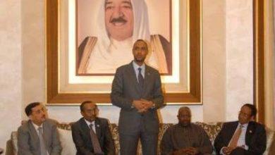 Photo of Kuwaiti Deputy PM Receives The Newly-Appointed Ambassador Of Somalia