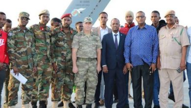Photo of Somali Sends 300 Soldiers To Turkey For Training