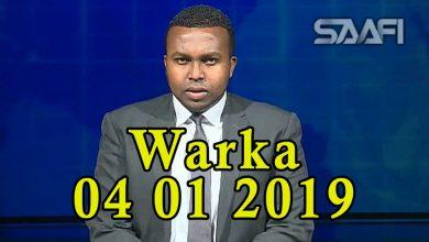 Photo of WARKA 04 01 2019 Baarlamanka cusub ee maamulka Puntland oo doortay gudoomiye cusub