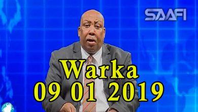 Photo of WARKA 09 01 2019 Shacabka ku nool magaalada Garoowe oo siyaabo kala duwan uga hadlay doorashadii ka dhacday