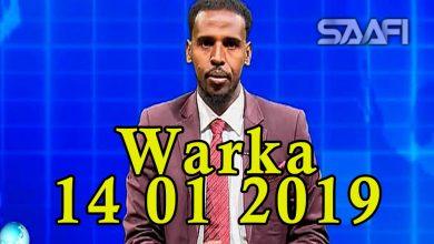 Photo of WARKA 14 01 2019 Golaha shacabka oo ansixiyey xeerka sharciga maamulida bangiga dhexe iyo xildhibaano ku tilmaamay khayaano qaran
