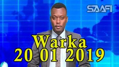 Photo of WARKA 20 01 2019 Ciidamada Jubaland oo ka warbixiyey duqeymo Al shabaab loo geystay iyo khasaarihii ka dhashay
