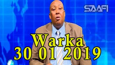 Photo of WARKA 30 01 2019 Madaxweyne Maxamed cabdulaahi Farmaajo oo qaabilay wefdi ka socday Qaramada Midoobay