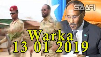 Photo of Wasiir Bayle oo daah furay miisaaniyada & Axmed madoobe oo howlgal ciidamo