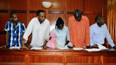 Photo of Five Suspects In Court Over Nairobi Hotel Attack