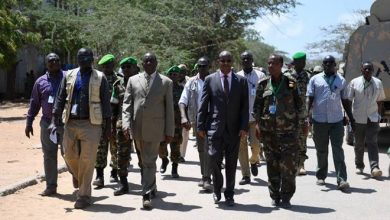 Photo of AMISOM To Handover Somalia's Military Academy At The End Of The Month