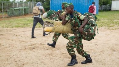 Photo of Withdrawal of 1,000 Burundian soldiers from Somalia begins