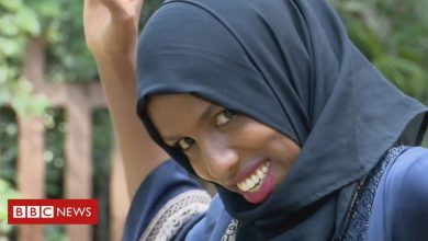 Photo of Somali comedian Nasra Yusuf is 'killing stereotypes'
