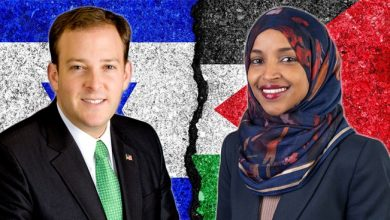 Photo of He called her anti-Semitic, she called him Islamophobic. Can these House Reps sort it out over tea?