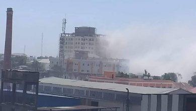Photo of Nine killed in Somali market car bombing: police