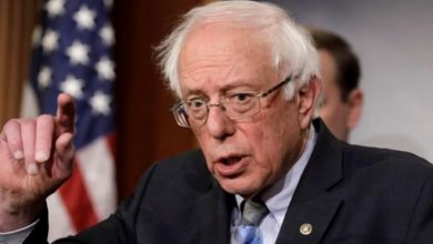 Photo of U.S. Senator Sanders asks why drug, once free, now costs $375k